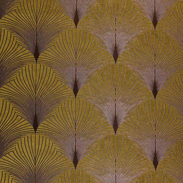New york an art deco inspired collection of velvet fabrics - Tissu ameublement art deco ...