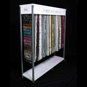Fibre Naturelle Display Stand